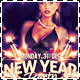 New Year Dance Party Flyer - GraphicRiver Item for Sale