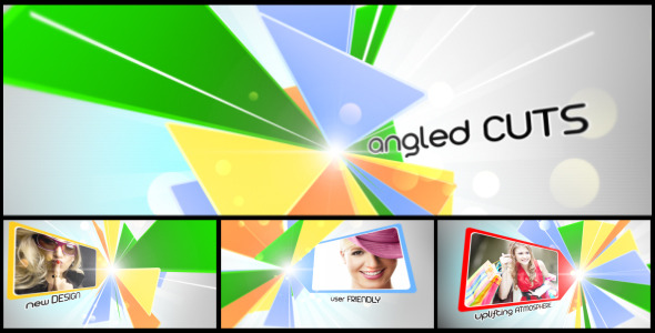 VideoHive Angled Cuts 3627657