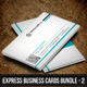 Express Business Cards Bundle #2 - GraphicRiver Item for Sale