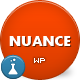 Nuance - Powerful Modern WordPress Theme - ThemeForest Item for Sale