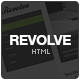 Revolve Portfolio Template - ThemeForest Item for Sale