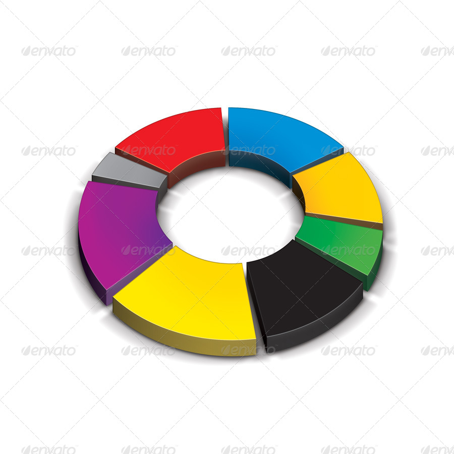 3d Pie Chart Generator By Themetor Graphicriver