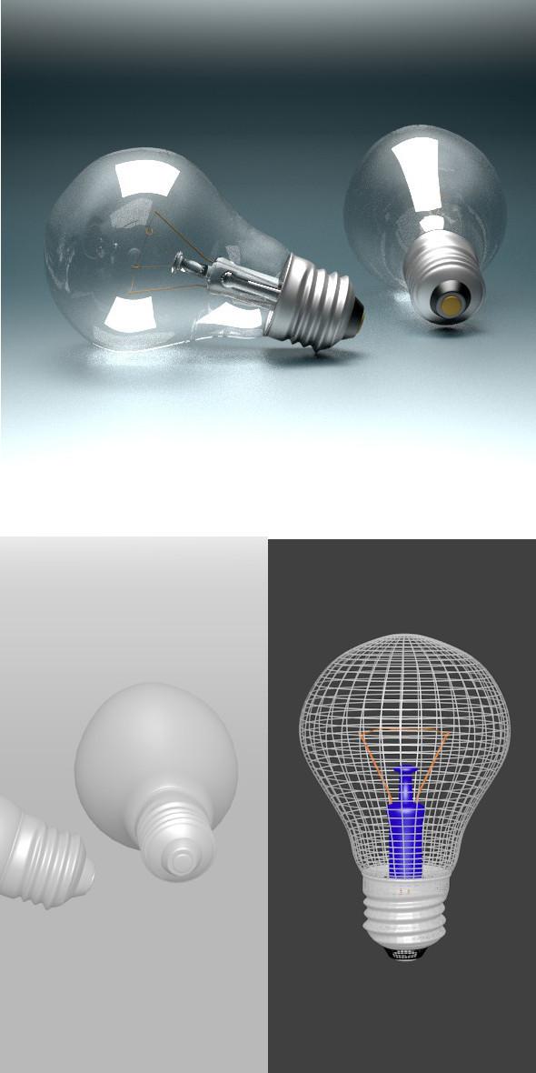 3DOcean Classic Bulb 3630623
