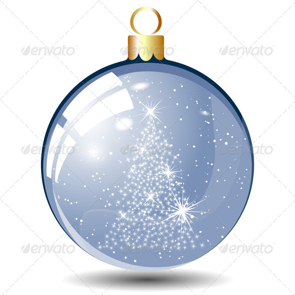 GraphicRiver Christmas Ball 3630994