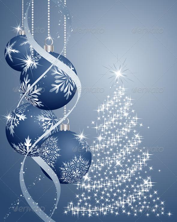 GraphicRiver Christmas Card 3631435