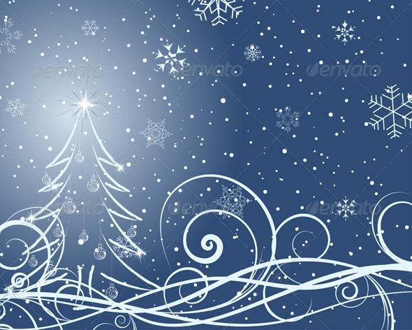 GraphicRiver Christmas Card 3631463