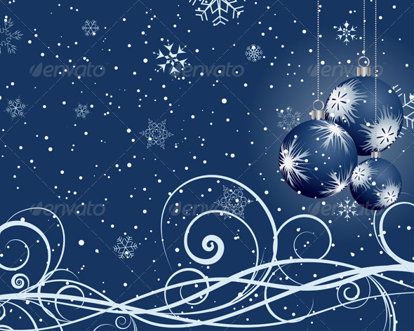 GraphicRiver Christmas Card 3631469