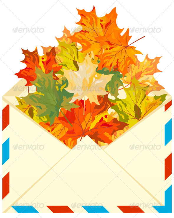 GraphicRiver Autumn Maple 3631729