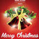 Red Christmas Flyer - GraphicRiver Item for Sale