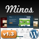 Minos for Software Business Corporate Portfolio - ThemeForest Item for Sale