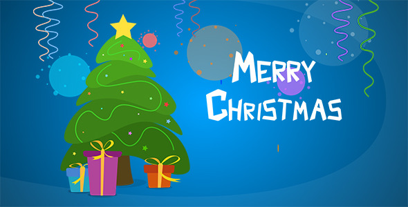 VideoHive Christmas Card 3633038