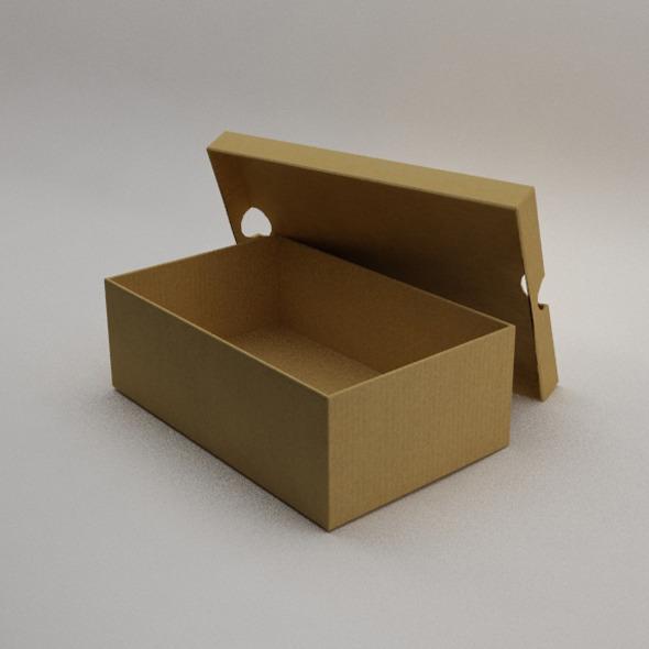3DOcean Shoebox 3612796