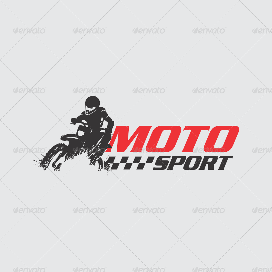 Moto sport logo by herulogo graphicriver - Image moto sportive ...
