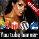 Video Banner Rotator YouTube/Flv - ActiveDen Item for Sale