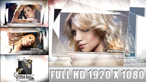VideoHive Glass Slide 3636833