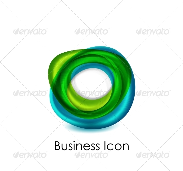GraphicRiver Abstract Business Icon 3637243