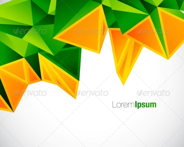 GraphicRiver Geometrical Colorful Abstract Background 3637367