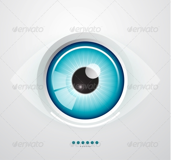 GraphicRiver Eye Background 3638093