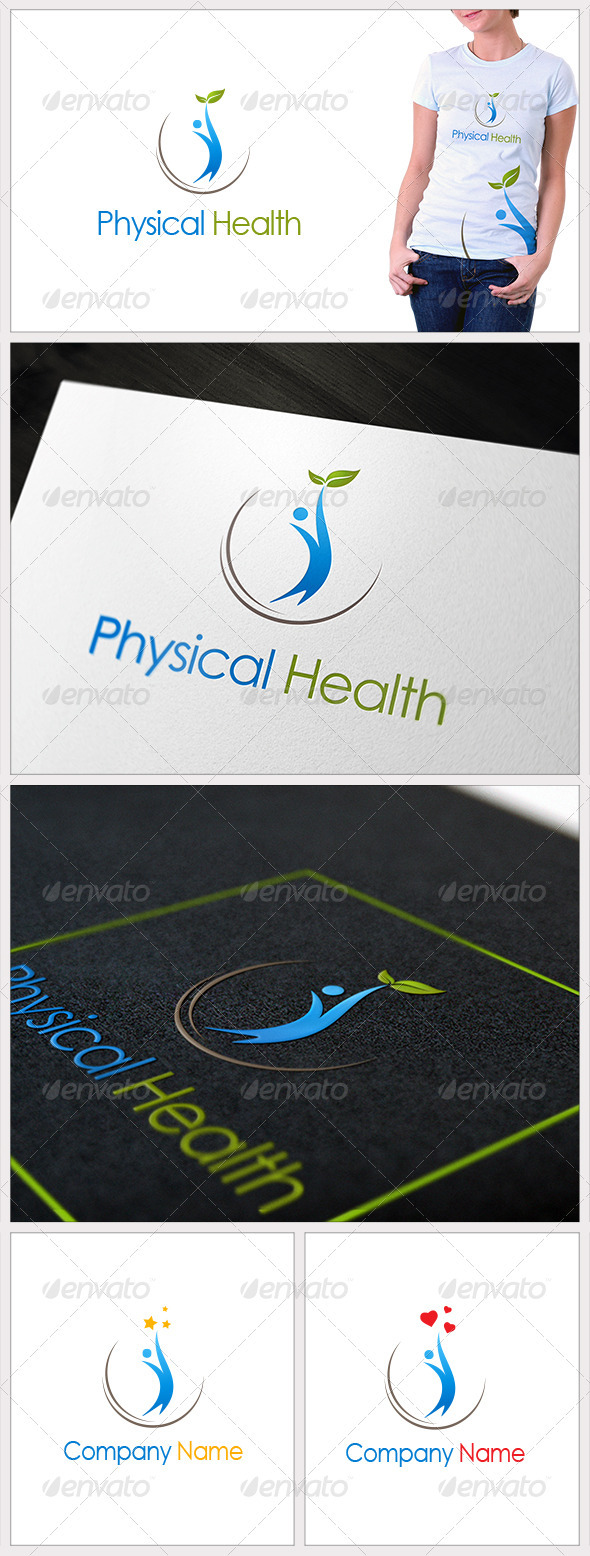 GraphicRiver Physical Health 3638264