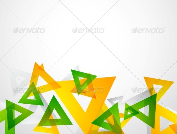 GraphicRiver Geometrical Colorful Abstract Background 3638575