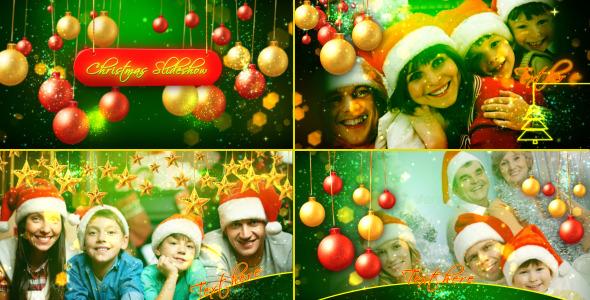VideoHive Christmas Slide Show 2 3638751