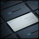 Sleek Modern Business Card - GraphicRiver Item for Sale