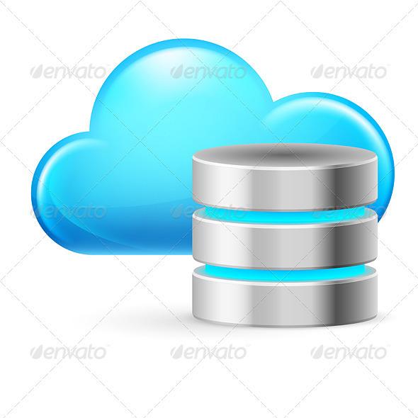 GraphicRiver Cloud Computing 3640942