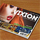 Vixion - A5 Modern magazine - GraphicRiver Item for Sale