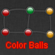 Three Color Balls - ActiveDen Item for Sale