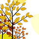 Autumn Greeting Doodle Card - GraphicRiver Item for Sale