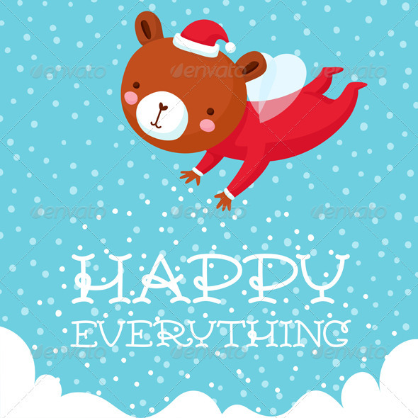 GraphicRiver Happy Everything 3641716