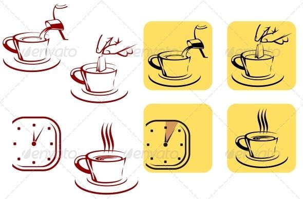 GraphicRiver Tea Preparation 3642673