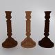 Wooden Candlestick 2