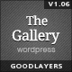 The Gallery - Automatically Generated Gallery  - ThemeForest Item for Sale