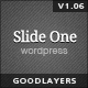 Slide One - One Page Parallax, Ajax WP Theme  - ThemeForest Item for Sale