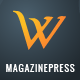 MagazinePress - WordPress Theme With Review System - ThemeForest Item for Sale