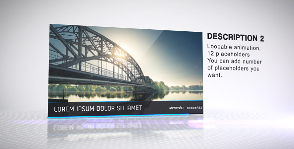 VideoHive Clean Corporate Slideshow 3646354