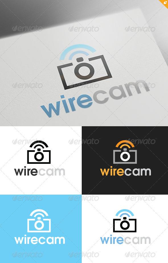 GraphicRiver Wirecam Logo 3646894
