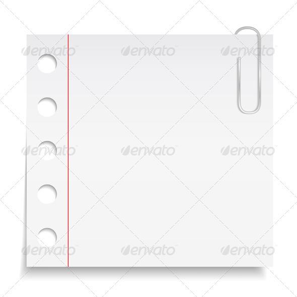 GraphicRiver Paper Note 3647072