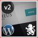Prometheus - A Responsive WordPress Theme - ThemeForest Item for Sale