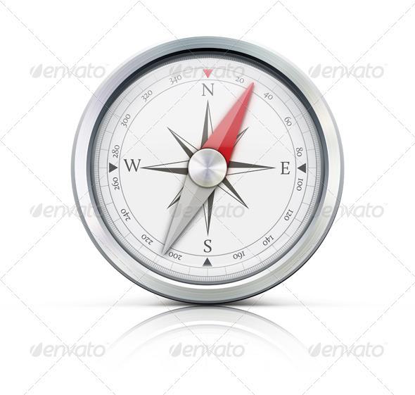 GraphicRiver Compass 3649037