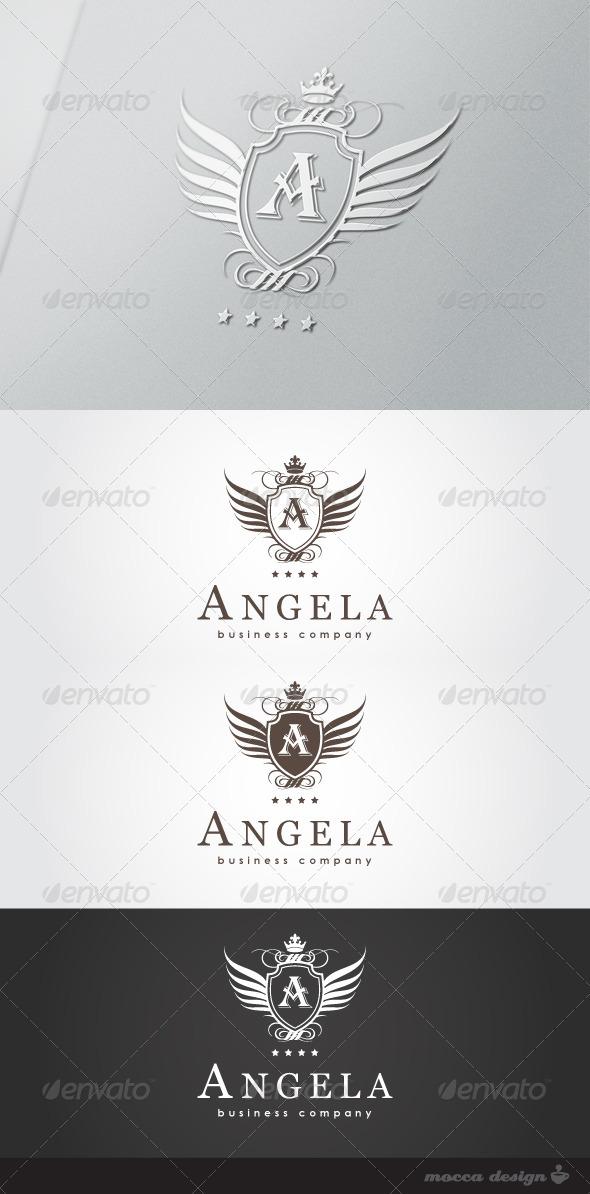 GraphicRiver Angela Logo 3650127