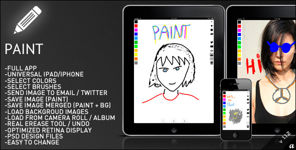 Paint - CodeCanyon Item for Sale