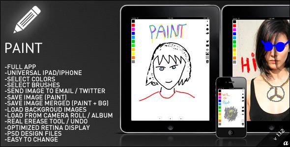CodeCanyon Paint 3468945