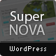 SuperNova - Premium Responsive Theme - ThemeForest Item for Sale