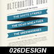 Retro Alternative Flyer - GraphicRiver Item for Sale