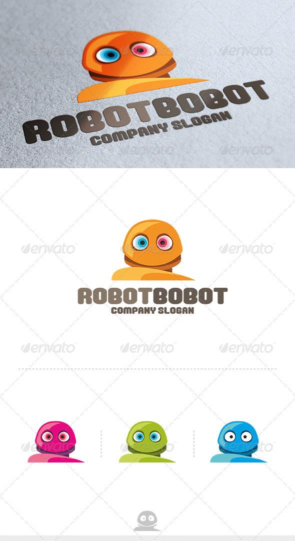 GraphicRiver Robot Bobot Logo 3651760