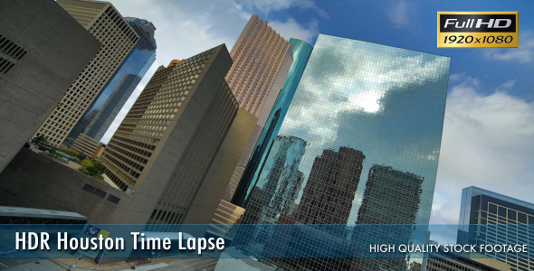 HDR Houston Time Lapse