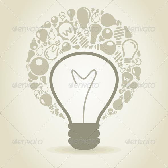 GraphicRiver Bulbs 3652672