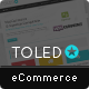 Toledo - Premium eCommerce Theme - ThemeForest Item for Sale